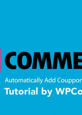 Featured Image For WooCommerce – Automatically Apply Coupon Code Based On State